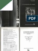 La Production Du Corps (Godelier)