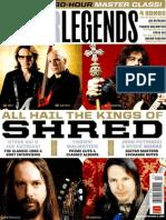 Guitar Legends shred