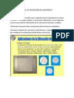 2.4 Aplicacion de Los Rayos x en La Cristalografia