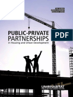 Public-Private Partnerships in Housing and Urban Development