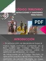 EL CÓDIGO TRIBUTARIO