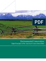 Environmental Conservation Full Book1