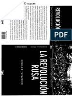 41132- Fitzpatrick - La Revolucion Rusa Libro Entero