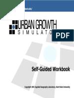 Urban growth simulator Work Book
