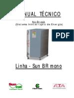 Manual Sunbr Mono