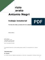 57050145 Subjetividad y Trabajo in Material Lazzarato 1
