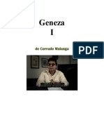 GENEZA I, II, III - Corrado Malanga
