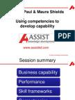 Devising a Business Analysis Capability Framework
