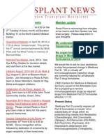Akron-Canton TRIO March, 2014 Newsletter
