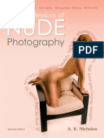 True Confession of Nude photography