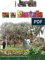 Botánico en las montanas - EMPROY Villa Clara 2002