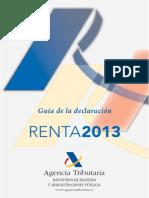 Guia Renta 2013 Libro Electronico