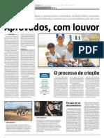 Estado de Minas 13.04.14 Tião Rocha