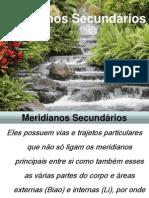 Meridianos Secund - Prof Mauro