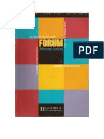 Cahier d'Exercices - Forum 1