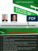 lead generation  prospecting expireds and fsbos