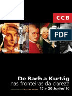 Bach a Kurtág