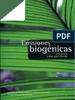 emisiones biogenicas