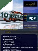 Análise Tráfego Redes - Slides - Eriberto