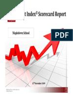 2010_Trust IndexC Scorecard Report _MAPLEDOWN
