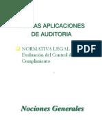 Normativa Legal Control de Cumplimiento
