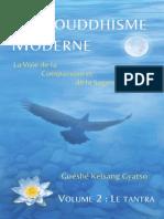 Un Bouddhisme Moderne-Vol 2