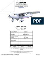 T200 LSA Flight Manual 19-5161