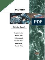 Discovery 1 My95 - Manual de Taller