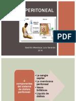 Dialisis Peritoneal - Castillo Mendoza Luis 10 A