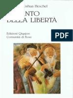 A. J. Heschel - Il Canto della Libertà