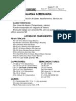 Alarma Domiciliaria