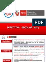 DIRECTIVA 2014
