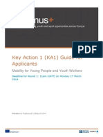 KA1 Application Guidance for Youth V3