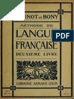 Enseignement Primaire Elementaire Methode de Langue Francaise