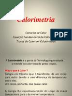 Calorimetria V09