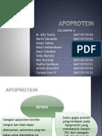 Apoprotein