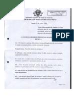 Lei Bombeiros Civis AMAZONAS