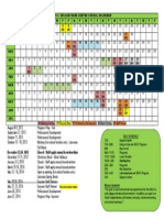 2013-2014 school year calendar approved - revised apr 7