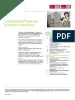 TalentoHumanoModeloGestiónCompetencias[1]