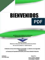 Economía Social  Participativa