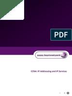 CCNA IP Addressing VLSM Cheat Sheet
