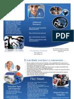concussions document