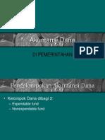 Bab 8 Akuntansi Dana Di Pemerintahan