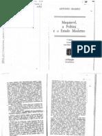 Gramsci - Maquiavel - A Politica e o Estado Moderno