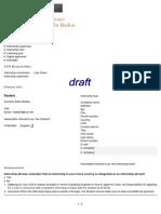 Contract Draft Internship UCN