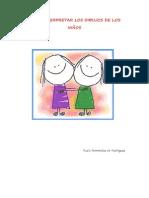 Como intrepretar los dibujos de los niños