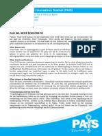 Nota Di Prensa 2014 Democratie