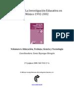 Vol 06 Educación, Trabajo, Ciencia y Tecnología