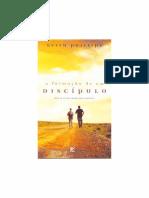 A formação de um discipulo- Keith Phillips.