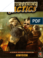 Neuroshima Tactics Army Book
